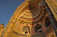 Bukhara, Uzbekistán Imagen de archivo libre de regalías