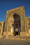 Bukhara, Uzbekistán Imagen de archivo