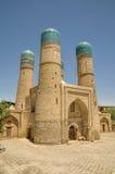 Bukhara Uzbekistan royaltyfri bild