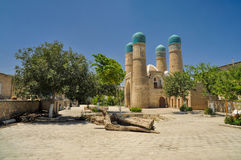 Bukhara Uzbekistan arkivfoto