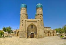 Bukhara, Uzbekistan. Beautiful historical mosque in Bukhara, Uzbekistan Stock Photography