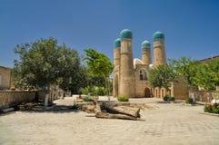 Bukhara, Uzbekistan. Picturesque islamic temple in Bukhara, Uzbekistan Stock Photo