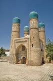 Bukhara, Uzbekistan. Scenic view of temple in Bukhara, Uzbekistan Stock Photography