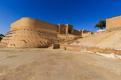 Bukhara zindan - old prison times of the Emirate of Bukhara, Uzbekistan Royalty Free Stock Image