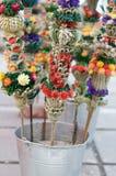 bukietów Easter kwiat Obraz Royalty Free