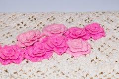 bukietów formie ciągnąć wzoru mały bezszwowy kwiat Fotografia Royalty Free