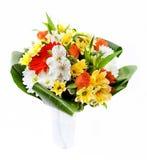bukietów kwiaty Obraz Stock