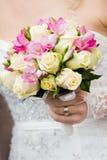 bukietów kwiaty zdjęcia stock