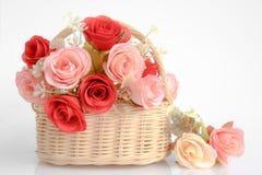 bukietów kwiaty wzrastali Fotografia Stock
