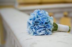 3 bukietów ostrości przedpola ślub Zdjęcie Stock