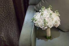 3 bukietów ostrości przedpola ślub obrazy stock