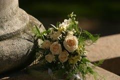 bukiet ślub Zdjęcia Royalty Free