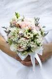 bukiet kwiatów ślub zdjęcie stock