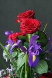 bukiet kwiatów obraz stock
