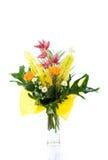 bukiet kwiatów Fotografia Royalty Free