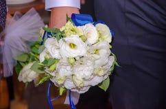 bukiet kwiatów ślub Zdjęcia Stock
