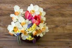 bukiet kwiatów wiosny Obraz Royalty Free