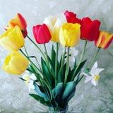 bukiet kwiatów wiosny zdjęcia stock