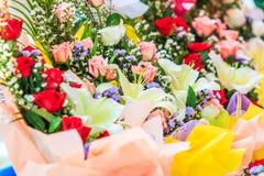 Bukiet kwiat Obraz Stock
