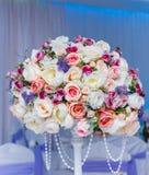 Bukiet kwiaty, Ślubna dekoracja, ręcznie robiony Zdjęcie Royalty Free