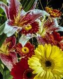 Bukiet kwiaty Obraz Stock