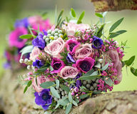 Bukiet kwiaty Obrazy Royalty Free