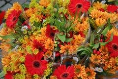 Bukiet kwiaty zdjęcia stock