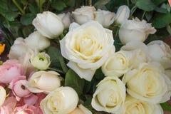 Bukiet kwiaty Zdjęcie Stock