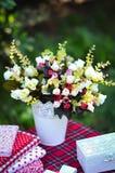 Bukiet kwiaty Fotografia Stock
