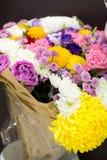 bukiet kwitnie ogromnego Zdjęcie Royalty Free