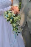 bukiet ślub Zdjęcie Stock