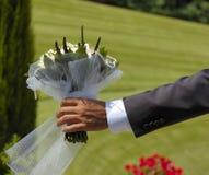 bukiet ślub Obraz Royalty Free