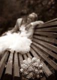 bukiet ślub Fotografia Royalty Free