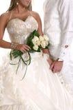 bukiet ślub Obrazy Royalty Free