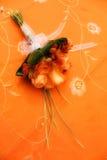 bukiet pomarańcze Obraz Royalty Free
