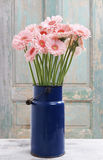 Bukiet różowe gerbera stokrotki Zdjęcie Stock