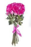 bukiet różowe róże Obraz Royalty Free