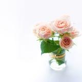 bukiet róże Obraz Royalty Free