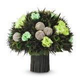 Bukiet wysuszeni kwiaty Zdjęcie Stock