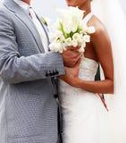 bukieta ślub Zdjęcie Stock