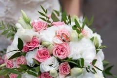bukieta duży kwiat Fotografia Royalty Free