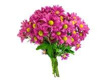 bukieta kwiatów menchie fotografia stock