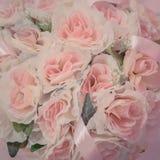 bukieta kwiatów menchie Zdjęcia Stock
