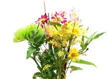 bukieta kwiat więdnął Obrazy Stock