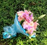 bukieta kwiecisty kwiatów ilustraci wektor Zdjęcie Stock