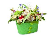 bukieta kwiecisty kwiatów ilustraci wektor Obraz Royalty Free
