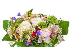 bukieta kwiecisty kwiatów ilustraci wektor Fotografia Royalty Free