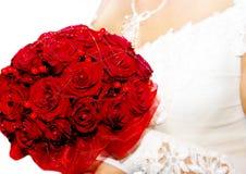 bukieta ślub Obraz Royalty Free