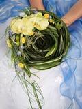 bukieta ślub Zdjęcia Royalty Free