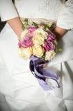 bukieta ślub Zdjęcie Royalty Free